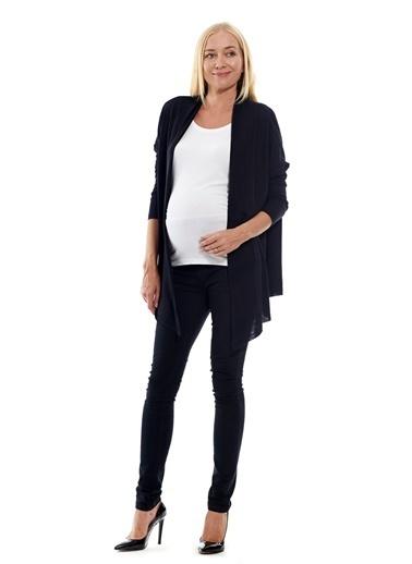 Motherway Maternity Hamile Hırkası Siyah